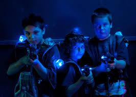 Лазерные игры