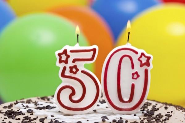 Пятьдесят лет — большая и важная дата. Какой подарок будет кстати?