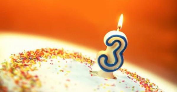 Третий день рождения — время дарить подарки для неподдельной радости!