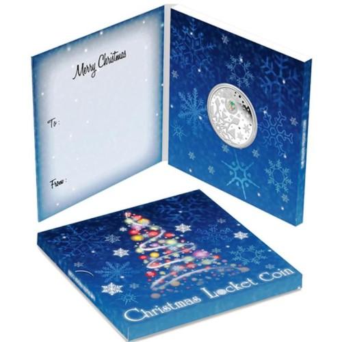 рождественские монеты