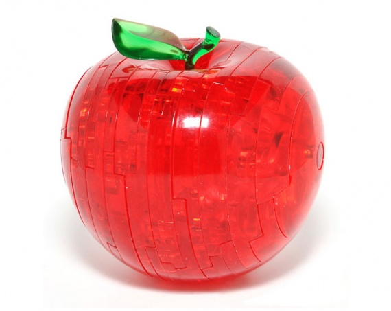 Пазл яблоко