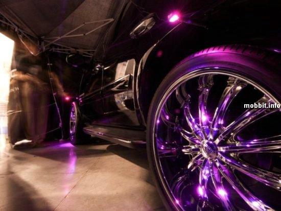 подсветки для колес