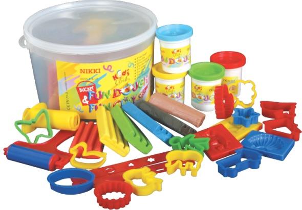 Набор пластилина для детей