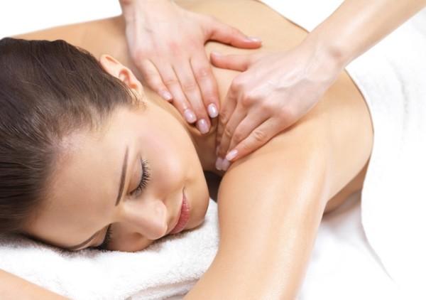 упоительный массаж