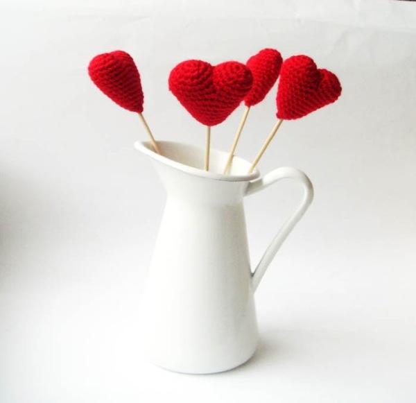 Сердечный букет