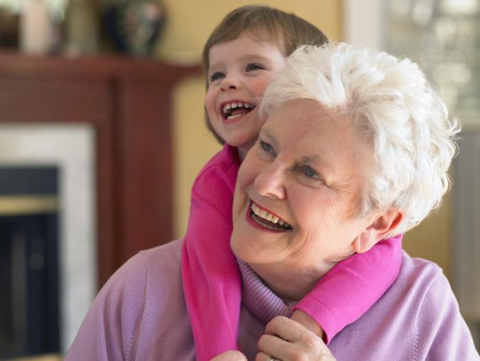 Стала раком для внука 7 фотография