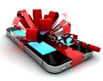 Смартфон в подарок