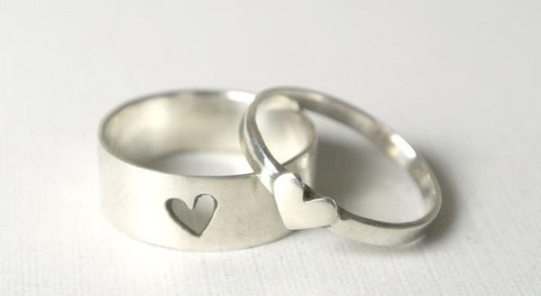 романтическое кольцо