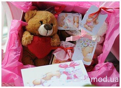 подарочный набор для девушеки