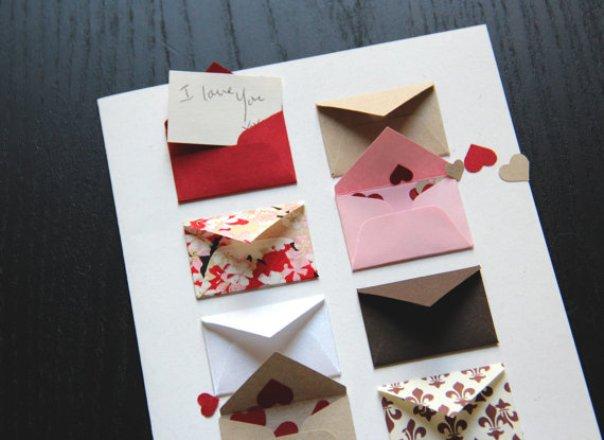 Как сделать из бумаги сестре подарок