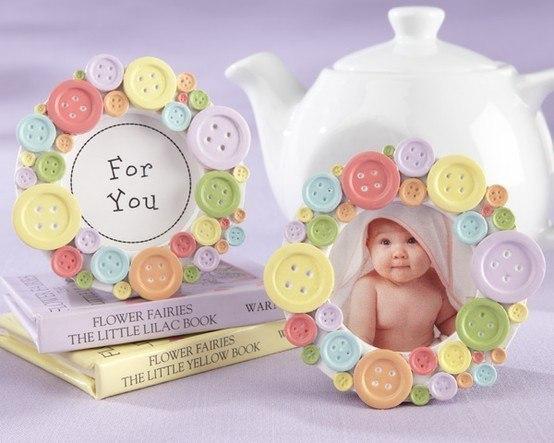 рамочка с фотографией ребенка