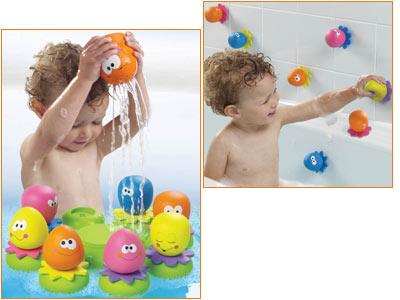 игрушка для купания ребенка