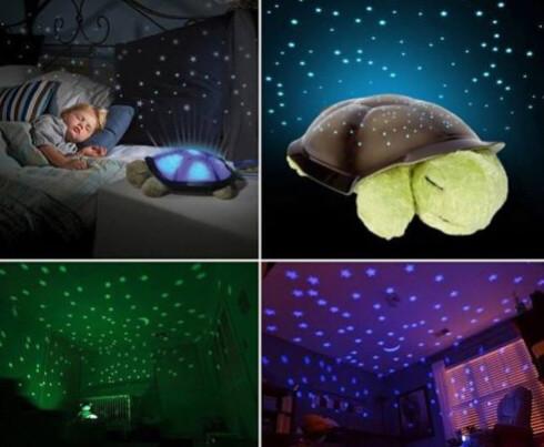 звездное небо в комнате