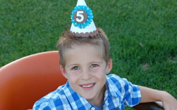 мальчику 5 лет