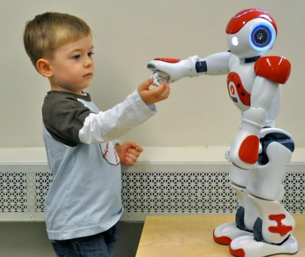 Робот для ребенка