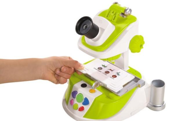 Детский микроскоп