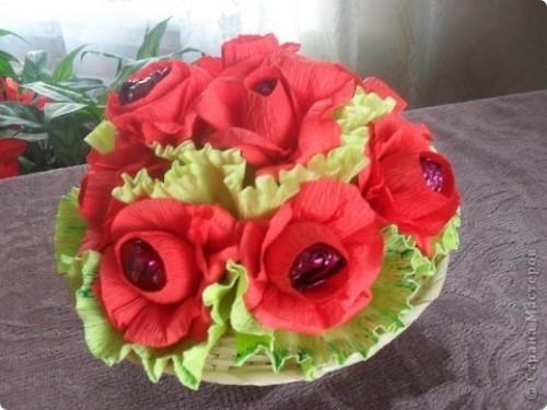 Искусственный цветы