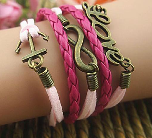элегантный женский браслет