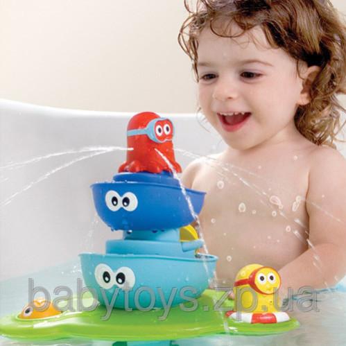 набор для купания ребенка