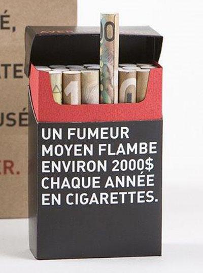 Денежные сигареты