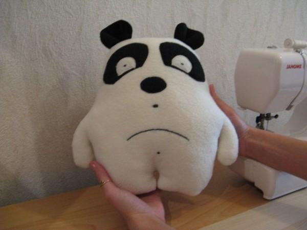 Какую мягкую игрушку можно сделать своими руками