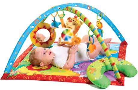 развивающий коврик ребенку