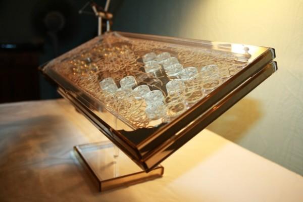 3D-изображение в кристалле