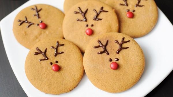 печенья на рождество