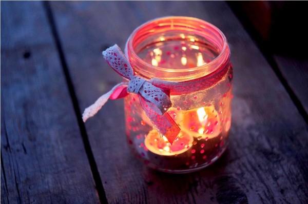 Как можно сделать свечу своими руками
