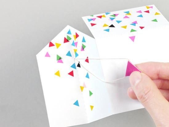 Открытка-домик из бумаги схема