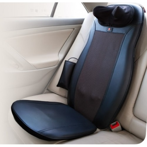вибромассажная накидка на водительское кресло