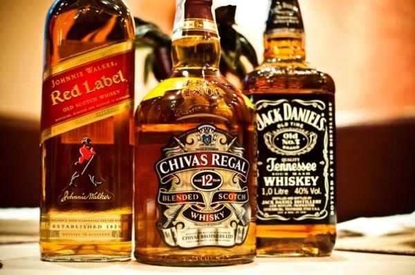 Набор хорошего виски
