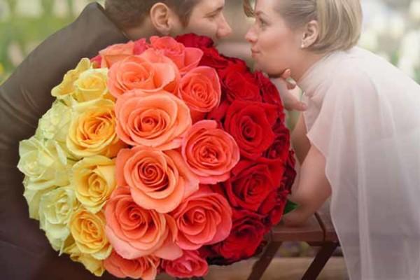 Цветы и девушки – вечная загадка. Сколько роз должно оказаться в букете?