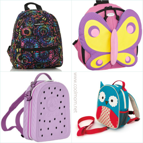 оригинальный рюкзак для девочки
