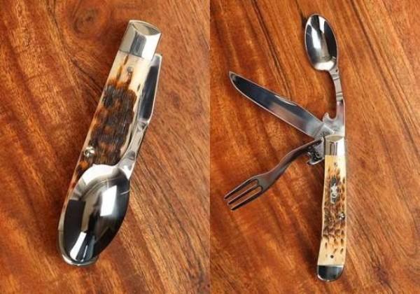 универсальный ножик с массой вкладок