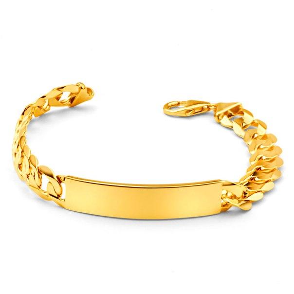 золотой браслет мама и малыш