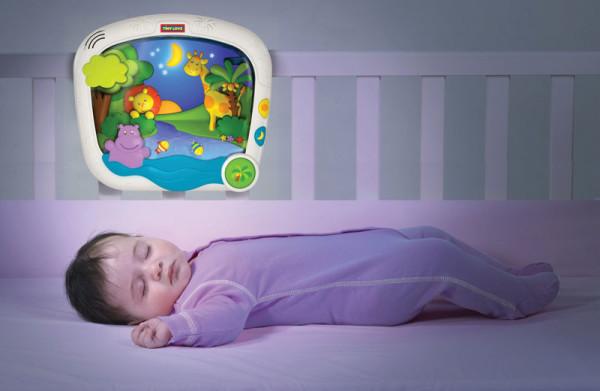 ночничок-проектор