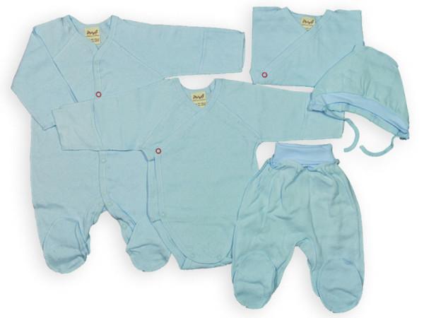 набор распашонок для новорожденных