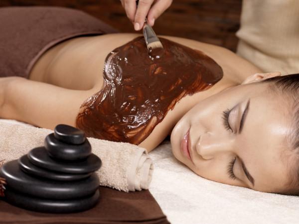 шоколадные спа-процедуры