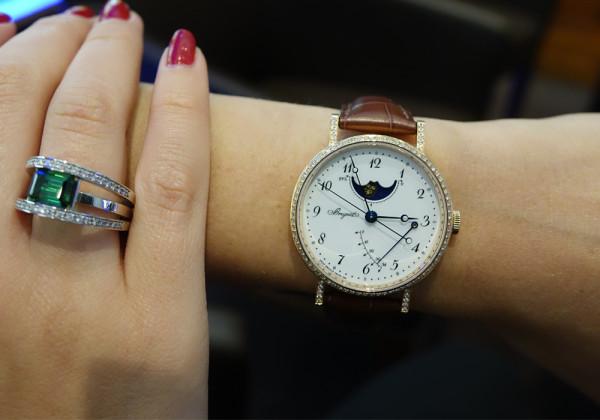 элегантные наручные часы