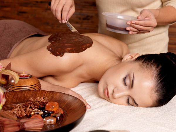 шоколадное спа