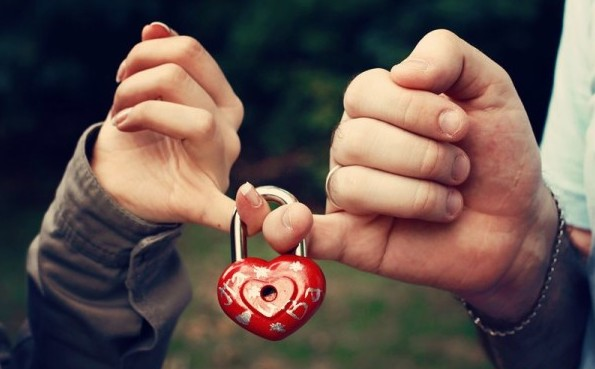 замочек любви