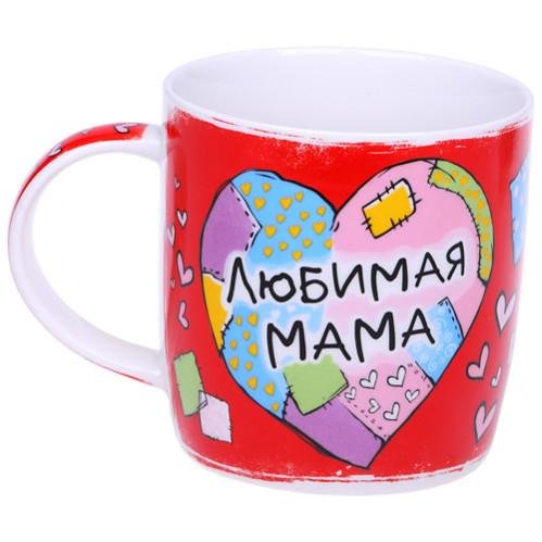 кружка любимая мама