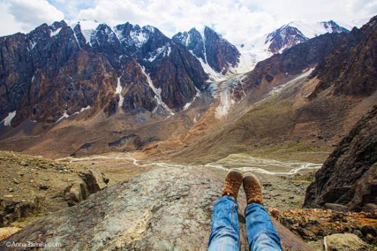поездка в горы