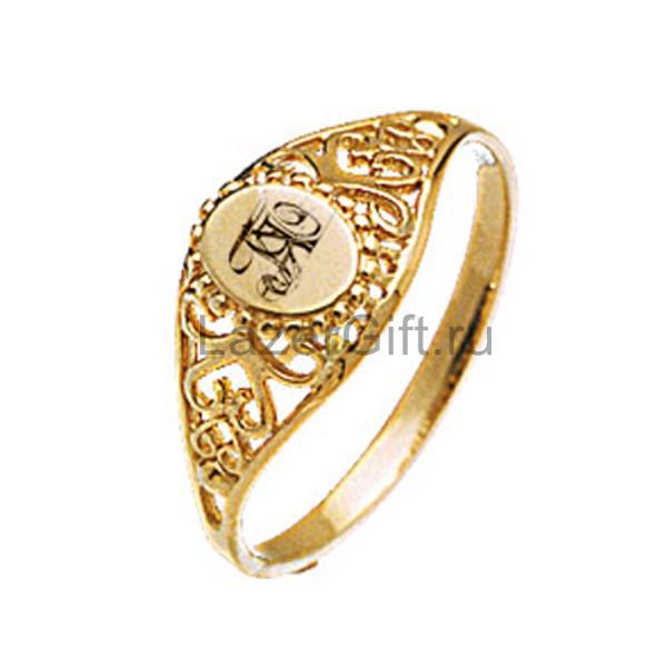 солидный перстень
