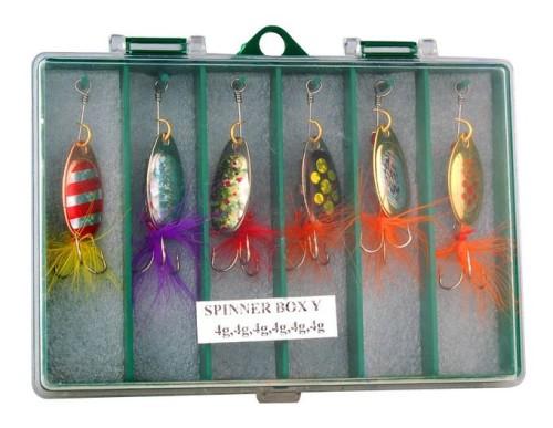 набор рыболовных крючков