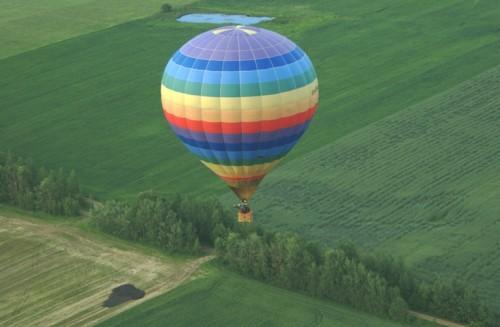 полета на воздушном шаре