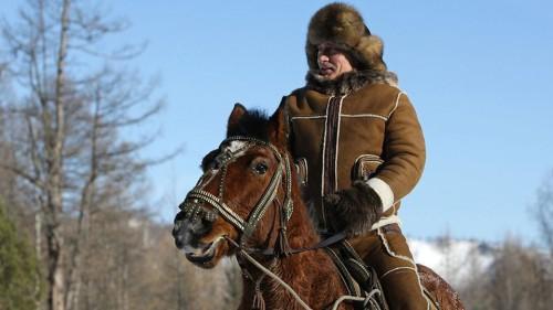 Прогулка на коне