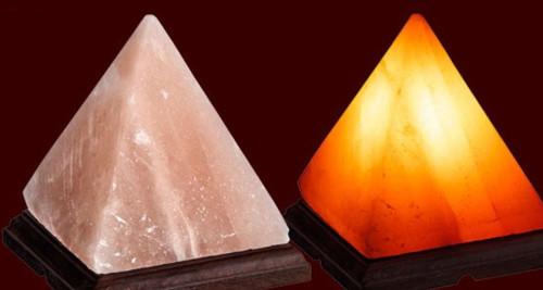 Светильник пирамида