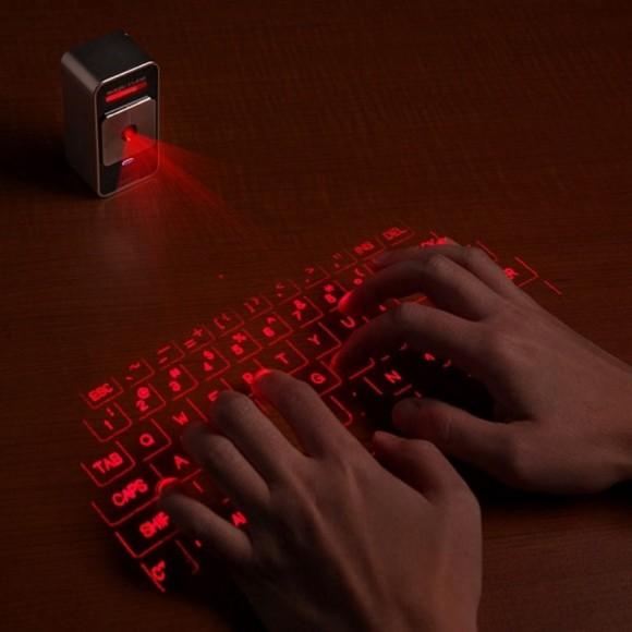 световая клавиатура
